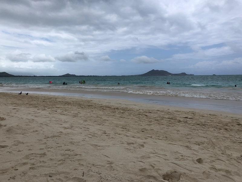 カイルアビーチ・ラニカイビーチ