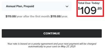 musicbed_Annual Plan, Prepaid